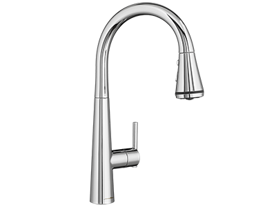 Edgewater Pull-Down Kitchen Faucet